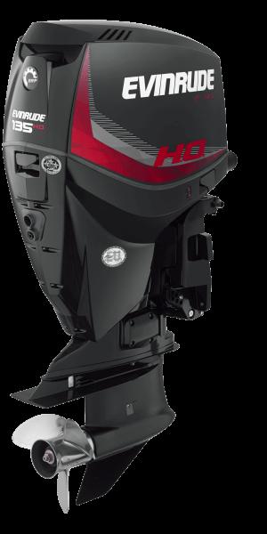 Evinrude E-TEC 135 H.O.