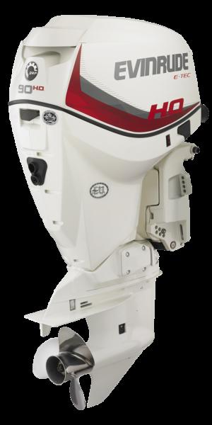 Evinrude E-TEC 90 H.O.